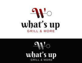 #19 untuk Design a Logo for brand Called (What's Up) grill & More oleh mediatenerife