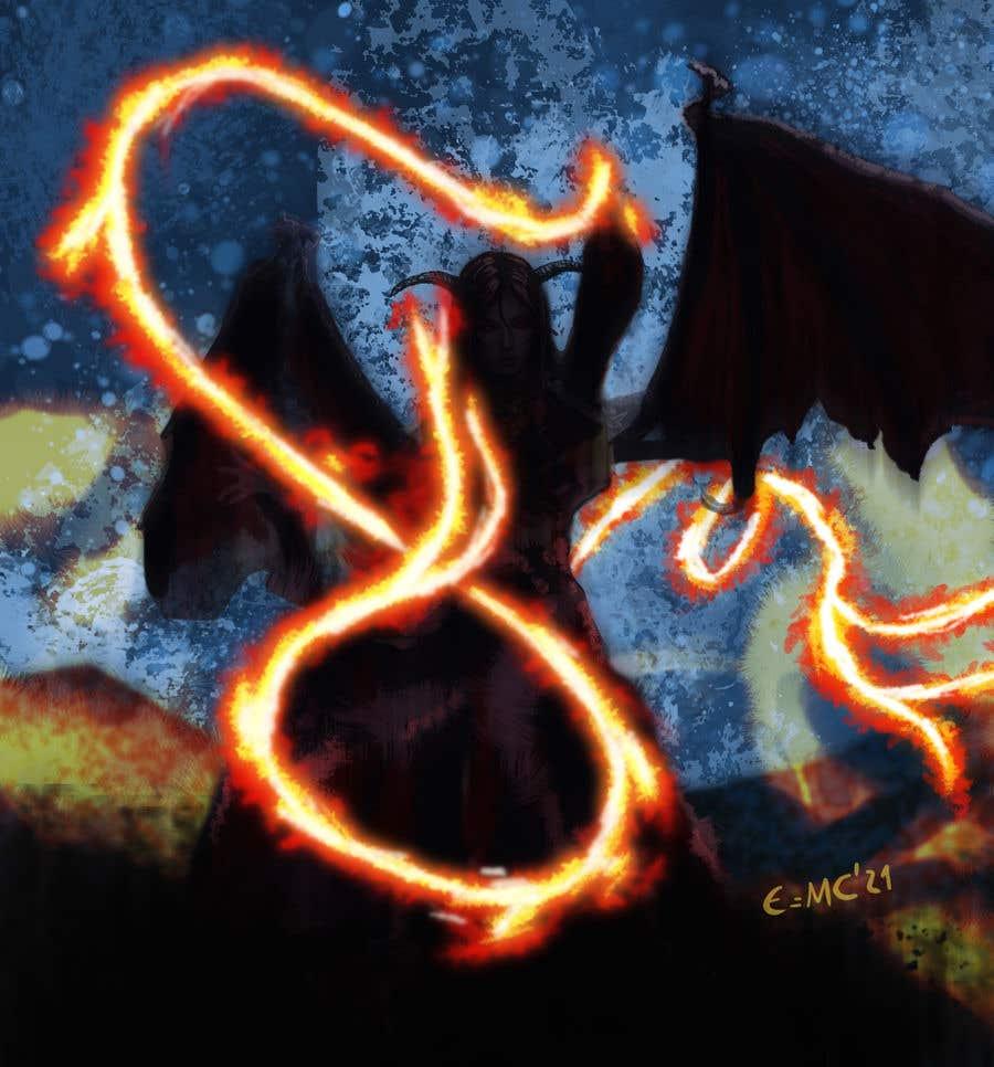 Konkurrenceindlæg #                                        42                                      for                                         Fantasy Card Game Art - Contest 12 (spells)