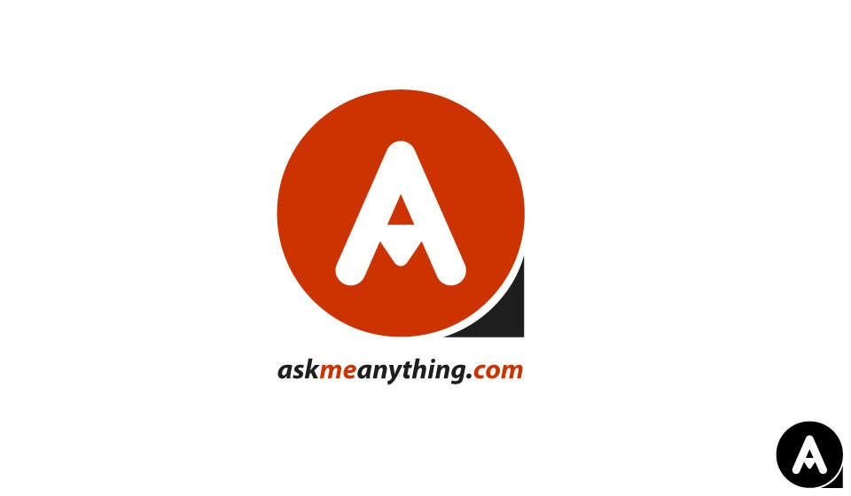 """Konkurrenceindlæg #88 for Design a Logo for """"AskMeAnything"""" or """"AMA"""" It a video streaming service"""
