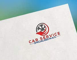 #492 for LOGO and NAME  for a Car Service specialized in A/C af akashahmed56a
