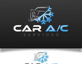 #637 for LOGO and NAME  for a Car Service specialized in A/C af pyramidstudiobr