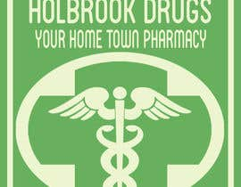 gamemachine tarafından Design a Logo for Holbrook Drugs için no 24