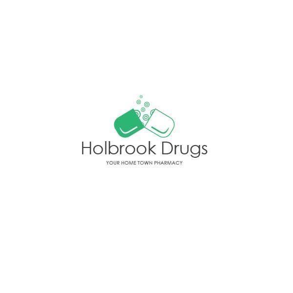 Konkurrenceindlæg #                                        28                                      for                                         Design a Logo for Holbrook Drugs