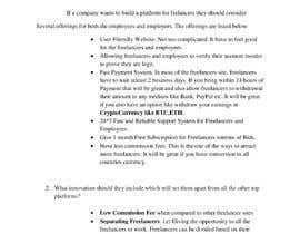 #5 для Business Innovation Ideas Assignment от gowthamsarathy