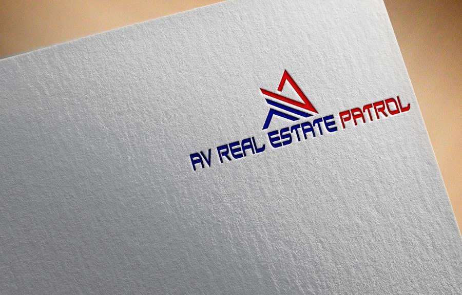 Penyertaan Peraduan #7 untuk Design a Logo for AV Real Estate Patrol