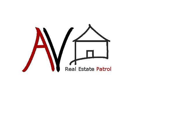 Penyertaan Peraduan #21 untuk Design a Logo for AV Real Estate Patrol