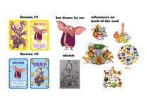 Graphic Design Kilpailutyö #30 kilpailuun Create card games for kids