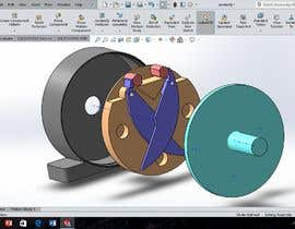 nº 7 pour Automatic mechanical clutch brake system working at slow speed par Rahmanfreelancer