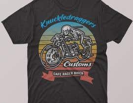 #203 for T-Shirt design af kamrunnaharnancy