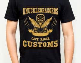 #79 for T-Shirt design af sanraf