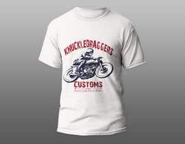 #155 for T-Shirt design af asshohug7