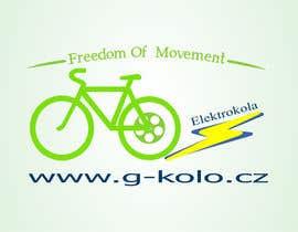 nº 6 pour Navrhnout logo for www.g-kolo.cz par madiworks