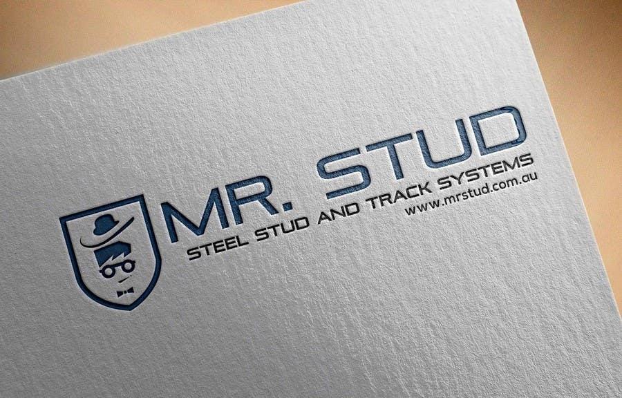 Konkurrenceindlæg #                                        37                                      for                                         Design a Logo for Mr Stud