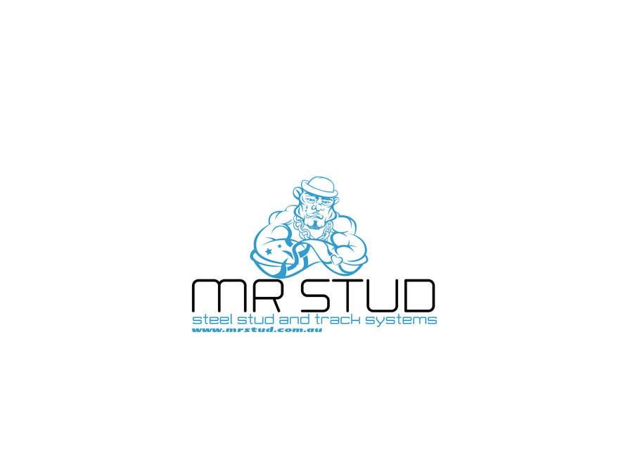 Konkurrenceindlæg #                                        35                                      for                                         Design a Logo for Mr Stud