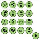 Graphic Design Konkurrenceindlæg #7 for Design some Icons for website