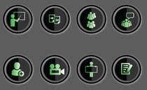Graphic Design Konkurrenceindlæg #19 for Design some Icons for website