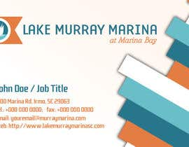 #14 for Design some Business Cards for a Marina af rachelrek