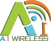 Graphic Design Inscrição do Concurso Nº51 para Logo Design for A-1 Wireless