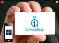 Logo Design for A-1 Wireless için Graphic Design23 No.lu Yarışma Girdisi