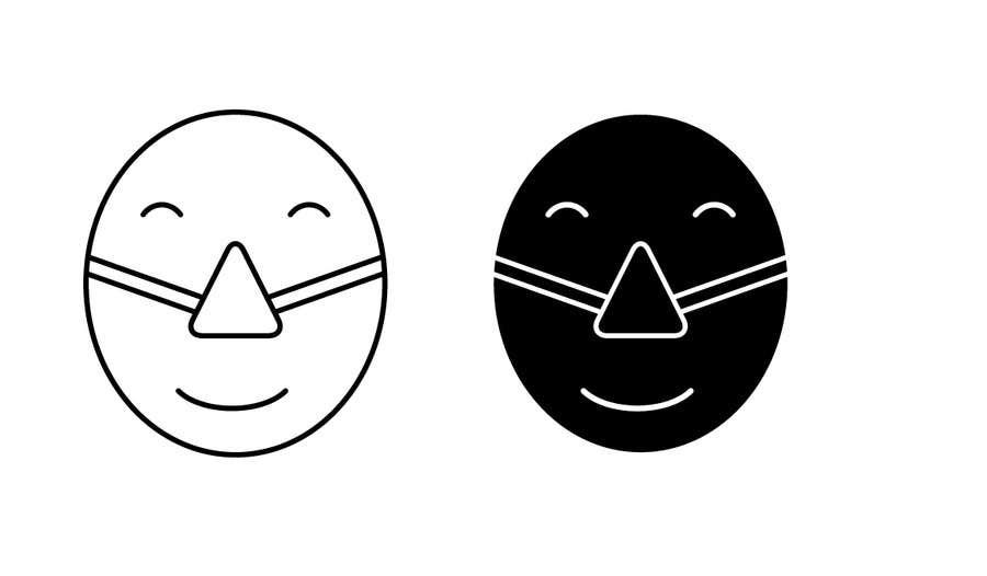 Penyertaan Peraduan #6 untuk Illustrate Something for an Icon