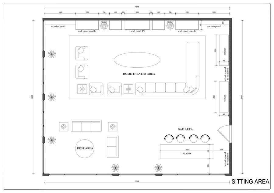 """Intrarea #                                        195                                      pentru concursul """"                                        sitting area                                     """""""