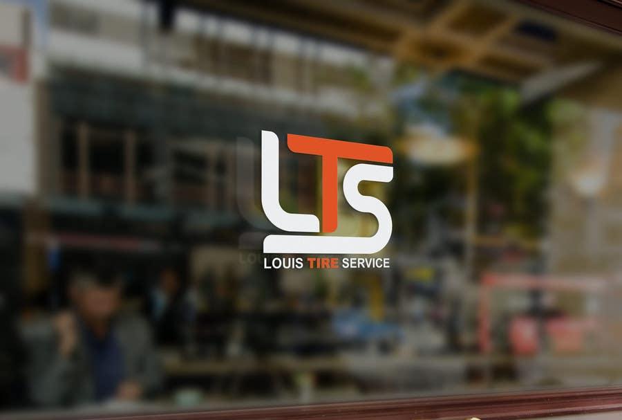 Konkurrenceindlæg #                                        72                                      for                                         Design a Logo for a Commercial Tire Service Company