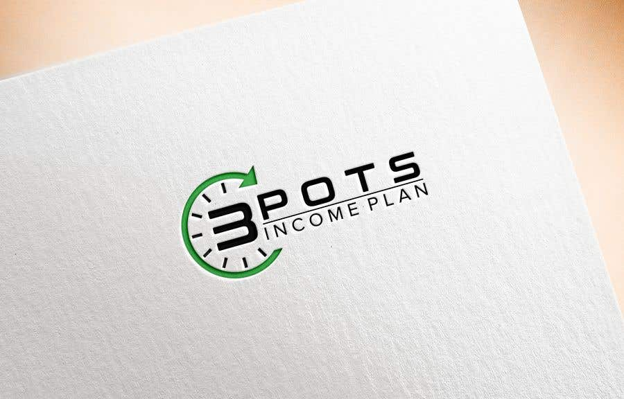"Contest Entry #                                        208                                      for                                         Logo Design ""3 Pots Income Plan"""