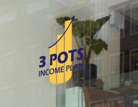 "#197 для Logo Design ""3 Pots Income Plan"" от sabrinahadirah"