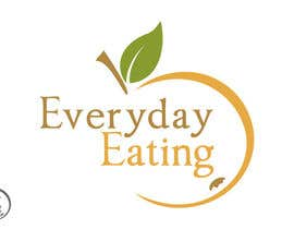 #93 for Design a Logo for Everyday Eating af cbarberiu