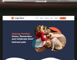 #18 pentru Redesign a website de către SK813