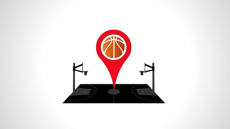 Penyertaan Peraduan #16 untuk Design a Logo for basketball app