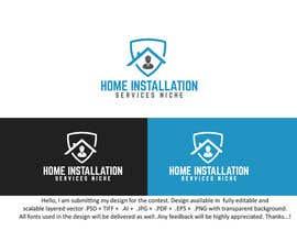 #477 pentru Home Installation Contractors Logo de către farhana6akter