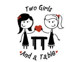 #36 untuk Design a Logo for Two Girls and a Table oleh garciak888