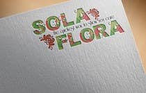 Graphic Design Konkurrenceindlæg #111 for Design a Logo for flower shop called sola flora