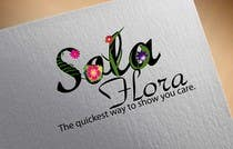 Graphic Design Konkurrenceindlæg #93 for Design a Logo for flower shop called sola flora