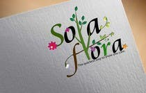 Graphic Design Konkurrenceindlæg #96 for Design a Logo for flower shop called sola flora
