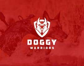 #617 for DoggyWarriors Logo Contest by CreativityforU