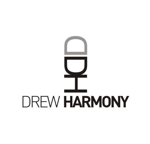 "Konkurrenceindlæg #                                        97                                      for                                         Design a Logo for My Name ""Drew Harmony"""