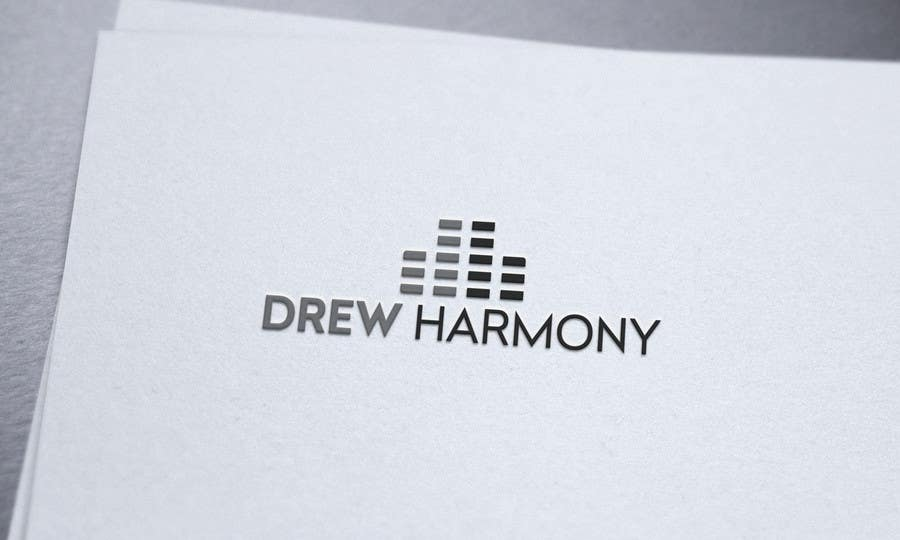 "Konkurrenceindlæg #                                        137                                      for                                         Design a Logo for My Name ""Drew Harmony"""