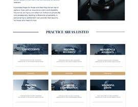 #14 untuk Web Design for an Attorney oleh AlexMo1