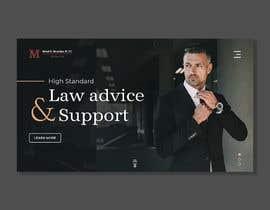 #24 untuk Web Design for an Attorney oleh umerfaheem67