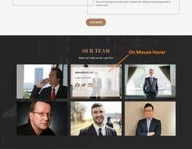 #55 untuk Web Design for an Attorney oleh khubaib411