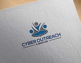 #38 สำหรับ Need logo 4 'Cyber Outreach & Services' company โดย rabiul199852