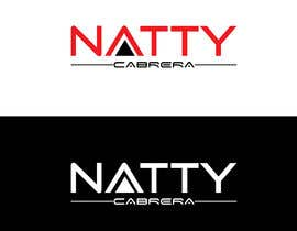 #22 for Minimalist modern logo design for Natty Cabrera personal brand by dolons1313
