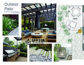 #1 for Design outdoor Patio area with kitchen by yiselaky