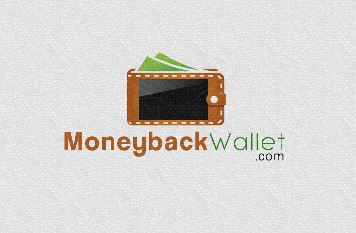 Konkurrenceindlæg #                                        32                                      for                                         Design a Logo for moneybackwallet.com
