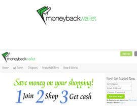 #31 for Design a Logo for moneybackwallet.com af sankalpit