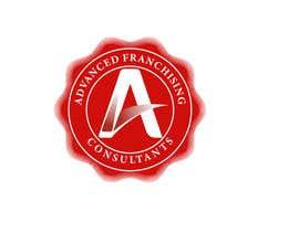 "#251 untuk Create a Logo and Favicon for my new website ""Advanced Franchising"" oleh Rayhan2Rafi"