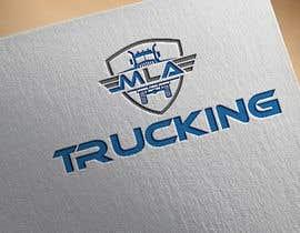 mf0818592 tarafından Trucking Company logo için no 237