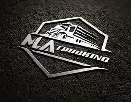 DesignarParvaj tarafından Trucking Company logo için no 199